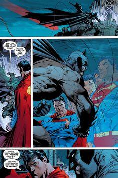 Superman Vs. Batman