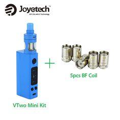 check price original joyetech evic vtwo mini vape kit electronic cigarette w cubis pro tank with #electronic #hookah