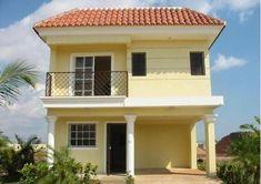 casa exterior amarillo palido Exteriores de casas Colores para casas exteriores Pinturas de casas