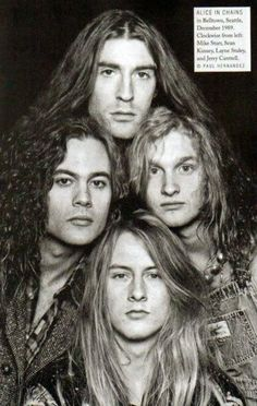 Alice in Chains - RIP Layne Staley & Mike Starr
