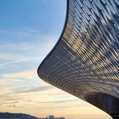 First photographs revealed of Amanda Levete's MAAT museum in Lisbon