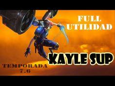 KAYLE SUP   FULL UTILIDAD   TEMP 7.6.