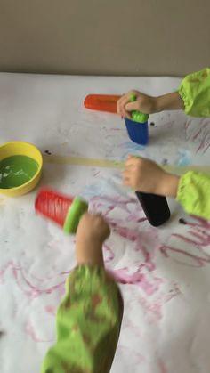 Nursery Activities, Toddler Learning Activities, Sensory Activities, Kindergarten Activities, Summer Activities, Outside Activities, Baby Sensory, Sensory Bins, Sensory Play