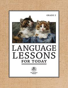 My Father's World Homeschool Curriculum-Language Arts (2nd grade)