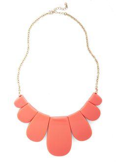 Petal Winner Necklace | Mod Retro Vintage Necklaces | ModCloth.com