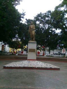 Plaza Bolivar de Umuquena - Tachira