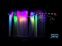 Aquagraphic Water Curtain - Aquatique Show International