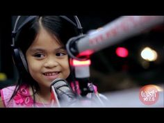 """Watch The Voice Kids Season 2 finalist Esang De Torres' live performance of """"Salamat, Salamat Musika"""" during her guesting on the Roadshow with Jelly Kiss. Tagalog, Filipino, Music Videos, Singing, Lyrics, Live, Youtube, Song Lyrics, Music Lyrics"""