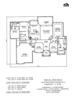 1 1 2 Story House Plans