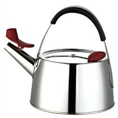 Michael Graves Easyfill Tea Kettle Have this one at home, my fav..burned one and re bought it!