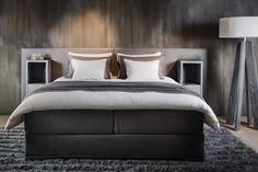design Remy Meijers for Nilson Beds Bedroom Inspo, Home Bedroom, Master Bedroom, Bedrooms, Bedroom Inspiration, Hotel Room Design, House Inside, Bed Furniture, Home Remodeling
