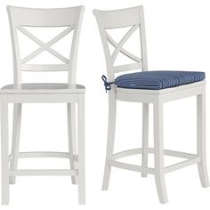 Bar stool cushion, and matching chairs and cushions for house.  Costs about $1500 for 4 stools, 4 chairs and 8 cushions... (I like blue)