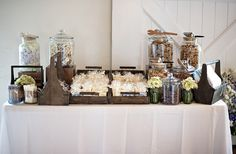 Photography by www.justinmarantz.com, Design and Planning by www.jesscountryflowers.com, Sweets by www.cookiecreatives.com
