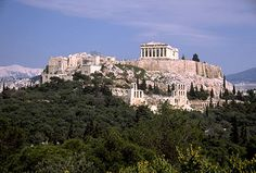 Visit the Acropolis in Athens, Greece