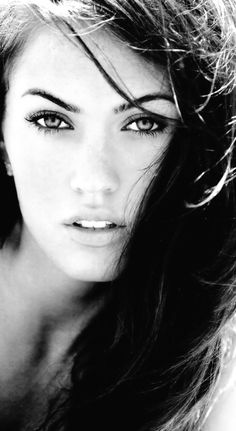 Megan Fox. she was so beautiful before all the plastic surgery.