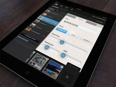 Dashboard – Realtor Project