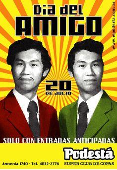 Día del amigo 2004 Dg Guillermo Vicente