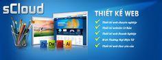 Thiết kế website sCloud đẳng cấp chuyên nghiệp đẹp chuẩn seo giá tốt nhất tại Hà Nội