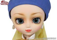 「プーリップ 真珠の耳飾りの少女」の画像検索結果