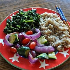 Ginger Kale