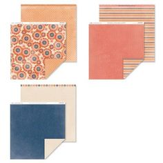"""CTMH """"Claire"""" paper packet comes with 6-12x12 #cardstock sheets and 6-12x12 #scrapbook pages.  To order of view other coordinating products, visit: susanrandall.ctmh.com  Just: $9.95"""