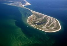 """""""Monomoy Island Aerial Photo (August, 2007)"""" by Christopher Seufert, Chatham, Cape Cod // Chatham, Cape Cod.  Image from the hard cover aerial photography book by Christopher Seufert entitled 'Chatham By Air: Aerial Photographs from Chatham, Cape Cod"""" available here http://www.blurb.com/bookstore/detail/283179  See more at... // Imagekind.com -- Buy stunning, museum-quality fine art prints, framed prints, and canvas prints directly from independent working artists and photographers."""