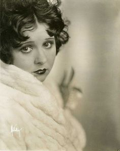 Helen Kane. The inspiration for Betty Boop