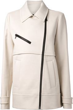 Proenza Schouler Wool Zip Coat