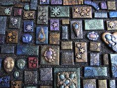 Handmade Clay Tiles Clay Tile