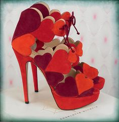 Charlotte Olympia Head Over Heels | Buy ➜ http://shoespost.com/charlotte-olympia-head-heels/