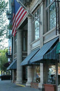 Broadway, Saratoga Springs NY
