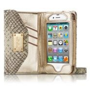 Michael Kors Wallet Clutch for iPhone 4S - Apple Store (U.S.).......yes please!