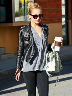 nicole richie casual outfits