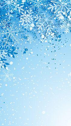 Snowflake Wallpaper, Christmas Phone Wallpaper, Snowflake Background, Holiday Wallpaper, Winter Background, Winter Wallpaper, Christmas Background, Frozen Background, Cellphone Wallpaper