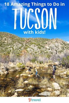 Tucson Arizona is an amazing family travel destination. Here are the best things to do in Tucson with kids, plus tips on where to eat and where to stay in Tucson. This city is one of the best places to visit in Arizona with easy hiking, unique scenery and some history. This post contains a list of must see places to visit, area attractions and activities you have to check out while on a Tuscon family vacation, where to stay and more.  #Tucson #Arizona #traveltips #familytravel #travel