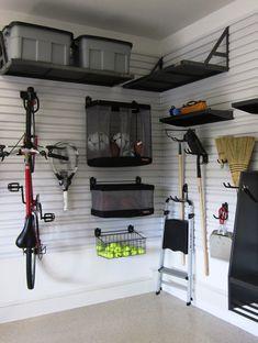 Garage storage syste