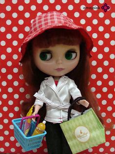 SHOPPING DAY, MAIDER, BLYTHE