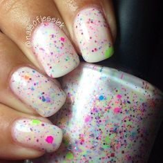 Want to see more cool nail art? Check out this             Summer   - dropdeadgorgeousd...