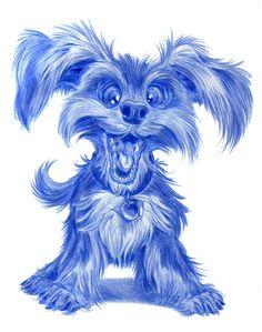 Yorkshire Terrier by SuperStinkWarrior on DeviantArt