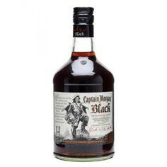 Captain Morgan Dark Rum | Início / Rum Captain Morgan Black Spiced
