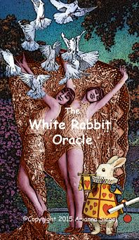 Final Cover - White Rabbit Oracle