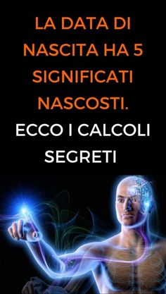 La data di nascita: i 5 significati nascosti - Anima Naturale Karma, Cogito Ergo Sum, Energie Positive, Ashtanga Yoga, Problem Solving, Reiki, Good To Know, Yoga Fitness, The Cure