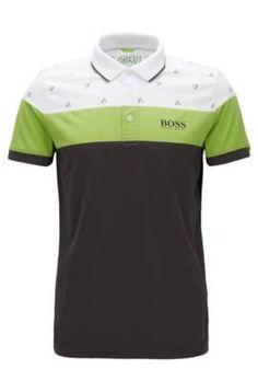 23c74787e Polo Masculina, Hugo Boss Man, Men Fashion, Men's Clothing, Manish, Patterns