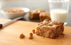 Try this Butterscotch Blondies recipe, made with HERSHEY'S products. Enjoyable baking recipes from HERSHEY'S Kitchens. Bake today.