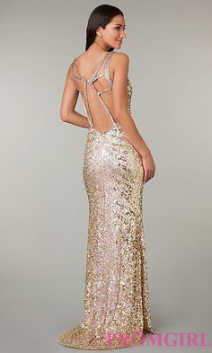 Prom Dress Style: PV-9500 Front Image