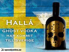 Scål! #GhostVodka has arrived in #Sweden with @speedywinestore ! 🍸👻🇸🇪 #Stockholm #Sverige #Ghost #Vodka #skull #bottle #flag #swedish #martini #drinks #drinkstagram #cocktails #mixology #vip #bottleservice #bottlesondeck #ice #cold #scandinavia #travel #explore