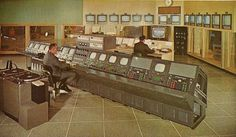 An inside look at the old WJAC-TV Control Room - 1960's - from reader Lanny V. This room is about to undergo yet another remodeling and I w...
