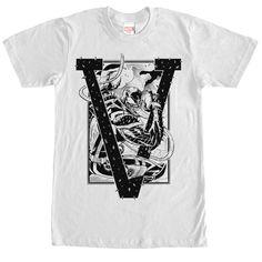 (New Tshirt Great) V Is From Venom [Tshirt design] Hoodies, Funny Tee Shirts