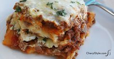 Mouth-watering and not-too-spicy Mexican lasagna