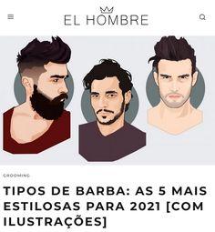 tipos de barba, estilo, barba, barbudo